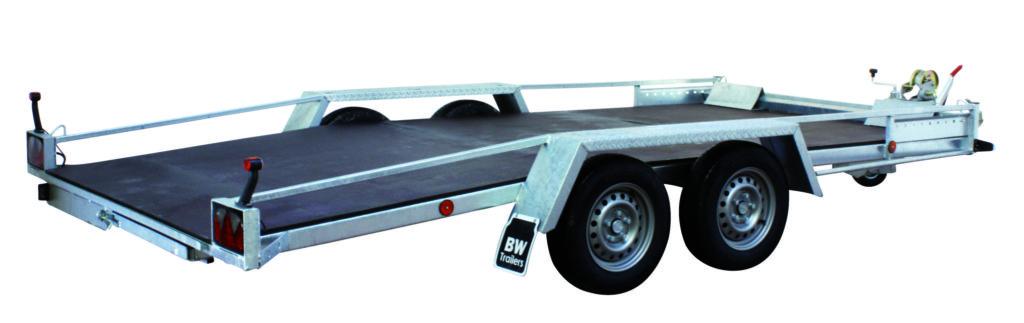 Transport voiture vue arrière